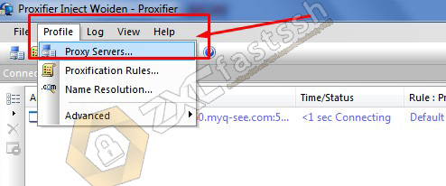 Proxifier For PC