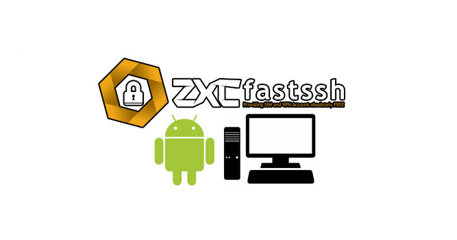 How to Use SSH Account on Android and PC