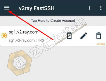 How to Tethering Hotspot V2Ray to Laptop