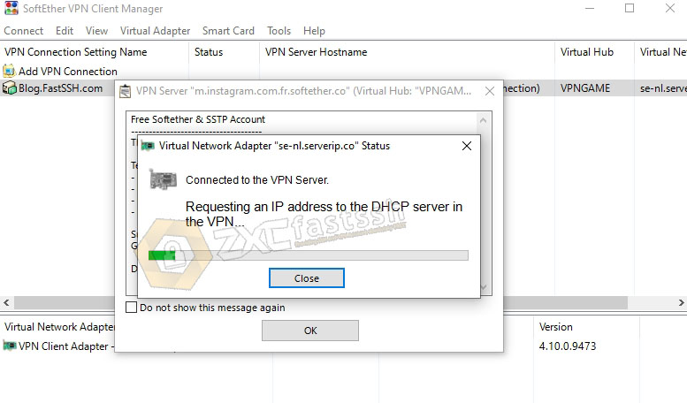 How to Use SSTP VPN on Windows with Application
