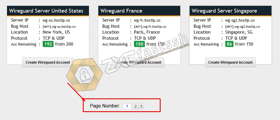 How to Create a Wireguard Account