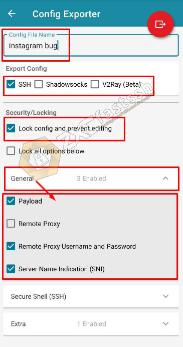 How to Create A .ehi Configuration File for HTTP Injector