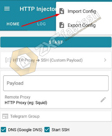 How to Use SSL (Stunnel) Account on Android