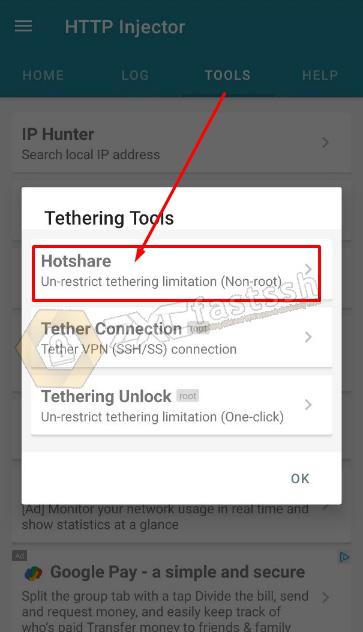 http injector hotshare