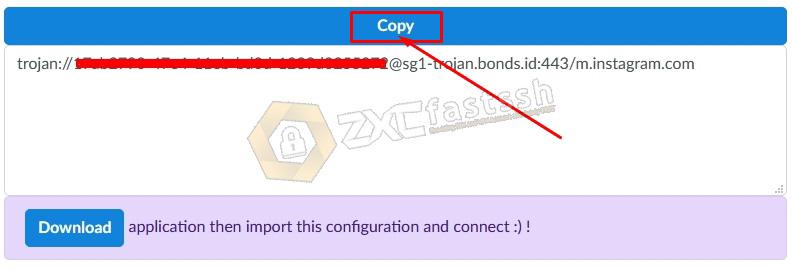 How to use Howdy Trojan VPN on Windows 64bit and 32bit