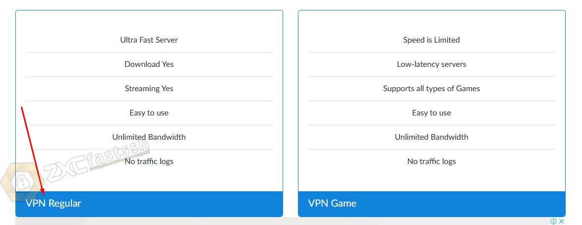 Create Howdy VPN Account