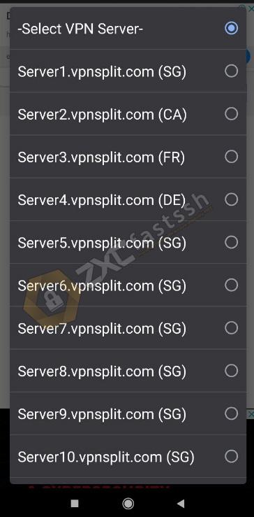 OpenVPN Account 1 Month