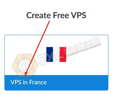 Create VPS