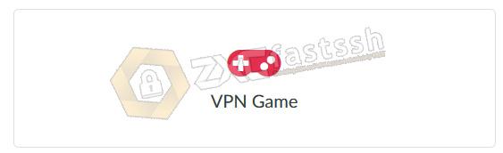 Create a VPN Game account